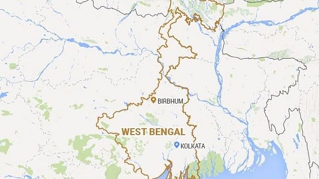 "The crude bombs went off in Birbhum district of West Bengal on Friday, police said.  (Photo Courtesy: Twitter/<a href=""https://twitter.com/Skowtura_Ini"">Skowtura Kreska</a>)"
