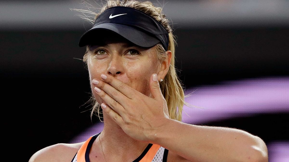 Five-time Grand Slam Winner Maria Sharapova Announces Retirement