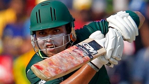 Kamran Akmal has come out in defence of his younger brother Umar, who is facing a ban for allegedly misbehaving at a fitness test, saying he was just joking and didn't intend to offend anyone.