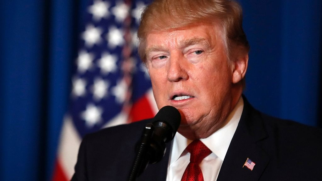 By hitting military targets in Shayrat, Trump perhaps aimed at preventing Assad from repeating such barbaric attacks. (Photo: AP)