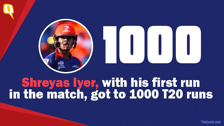 Williamson, Dhawan's 136-Run Stand Helps Hyderabad Beat Delhi