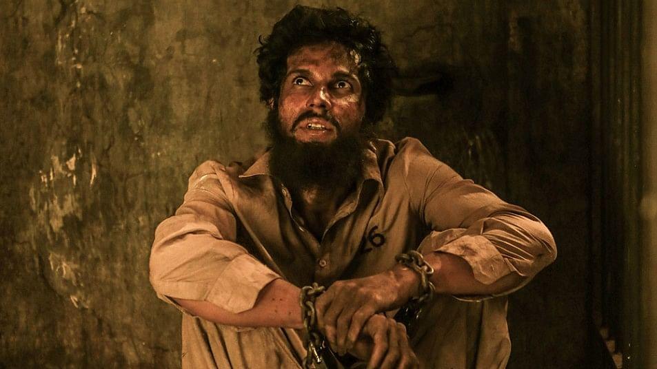 Randeep Hooda as Sarabjit Singh in <i>Sarbjit.</i>