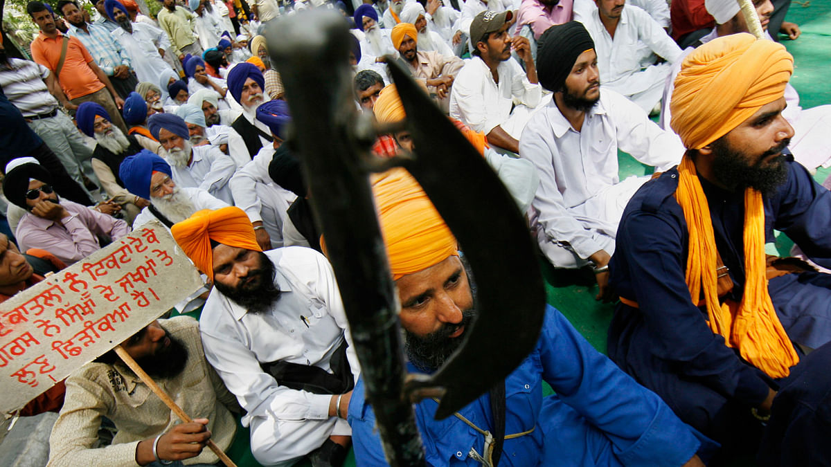 The 1984 riots led to the killing of nearly 3,000 Sikh men, women and children.