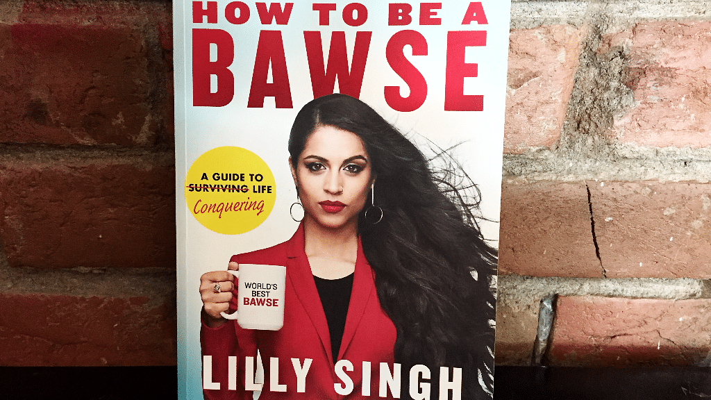 Superwoman's 'How to be a Bawse' is a Bollywood Flick in Paperback