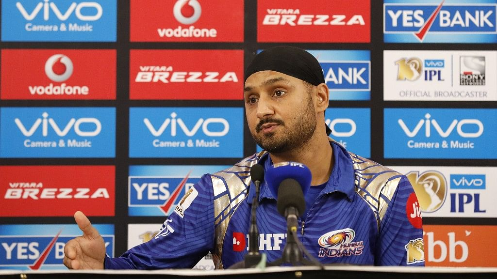 Harbhajan Singh picked up his 200th T20 wicket on Monday. (Photo: BCCI)