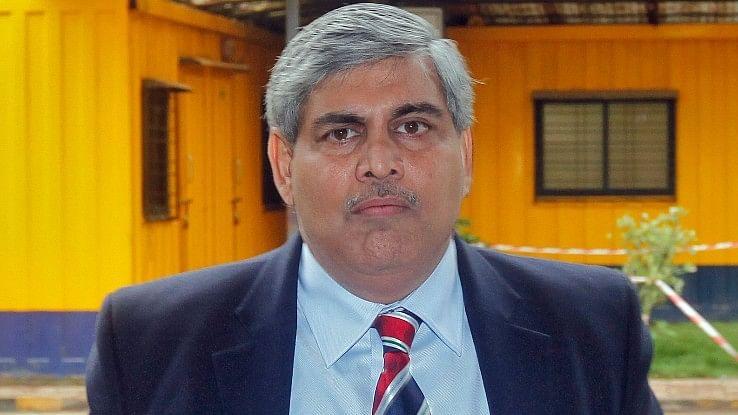 File photo of ICC Chairman Shashank Manohar. (Photo: Reuters)