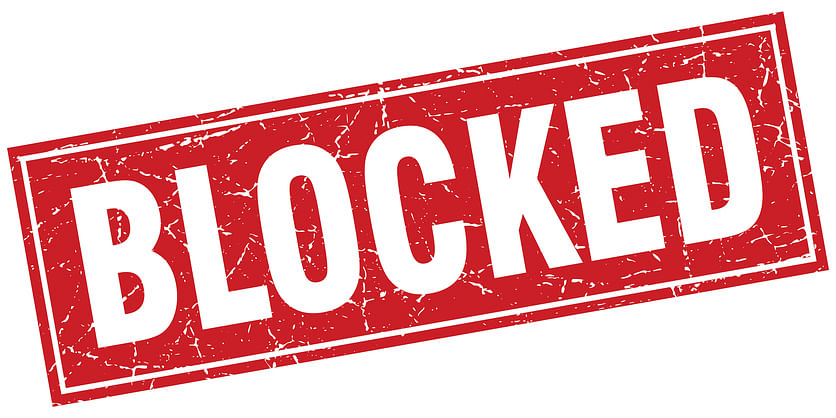 Does blocking solve the problem? (Photo: istock)