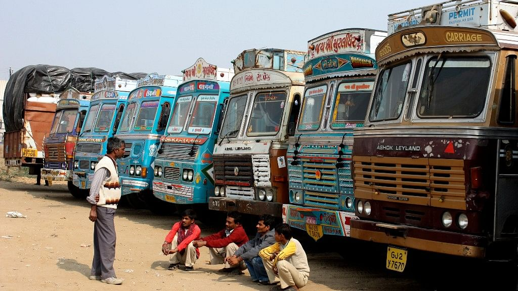 Truck Fined Over Rs 2 Lakh for Violating Traffic Rules in Delhi