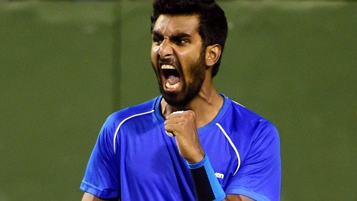 Prajnesh Gunneswaran, who is now ranked 97th in the world, made it to the top-100 for the first-time last month.