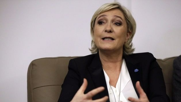 French Nation Front Party leader Marine Le Pen (Photo: AP)