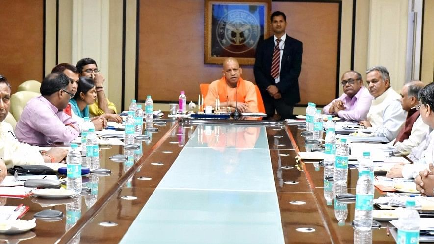 Adityanath Waives Farm Loans Up to Rs 1 Lakh in First Cabinet Meet
