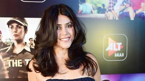 Ekta Kapoor's name will not appear in the credits of <i>XXX.</i>