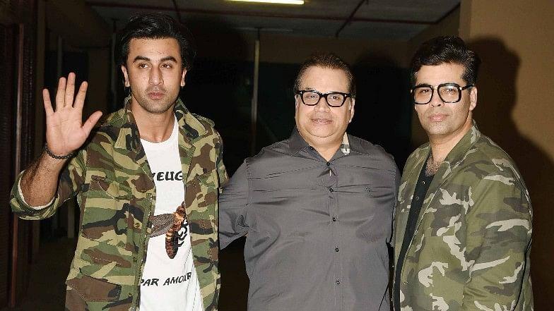 In Pics: Ranbir, Karan & Preity Party Away the Midweek Blues