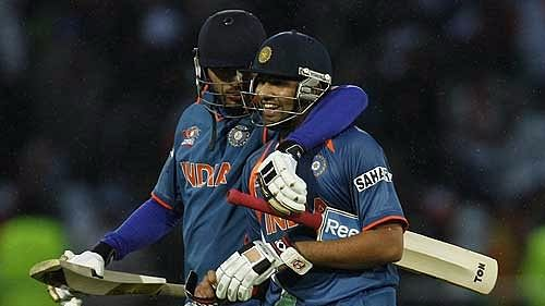 Yuvraj & Rohit Discuss Youngsters, Koffee Fiasco & Lack of Respect