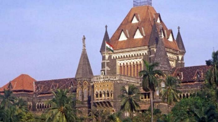 The Bombay High Court building.