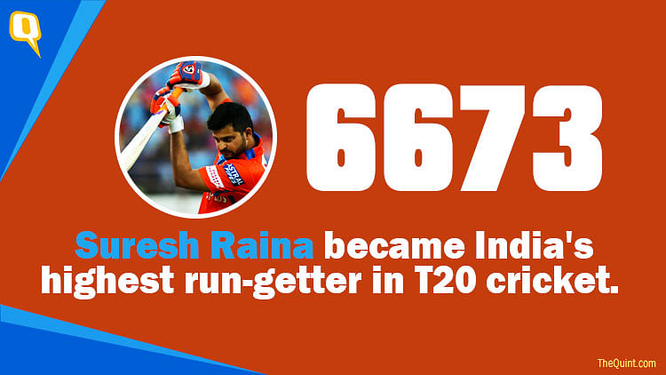 IPL's Original Superstar: Twitter Praises Suresh Raina's Knock