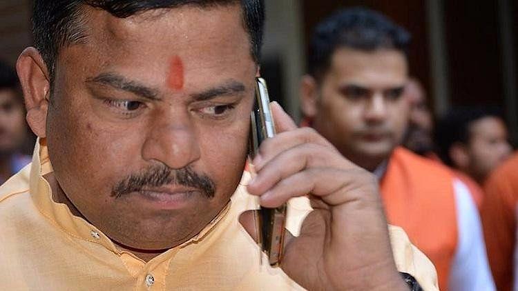Hindus Must Wield Weapons: BJP's Raja Singh Booked for Hate Speech
