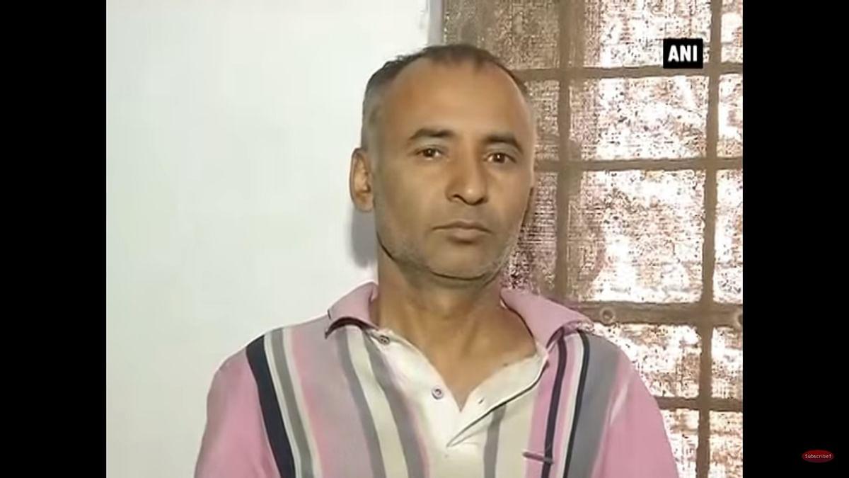 Pakistani spy Sajeed Muneer was sentenced to prison in 2004. (Photo: ANI screengrab)