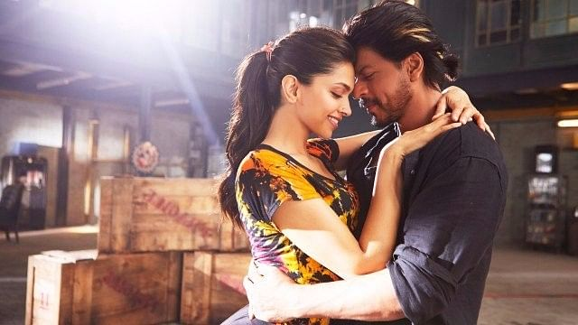 Deepika Padukone reportedly let go of Aanand L Rai's next alongside SRK. (Photo courtesy: Twitter/HBLikeNet)