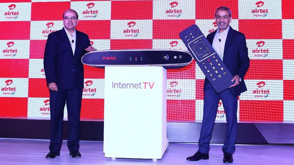 Airtel launches Internet TV in India (Photo: Airtel India)