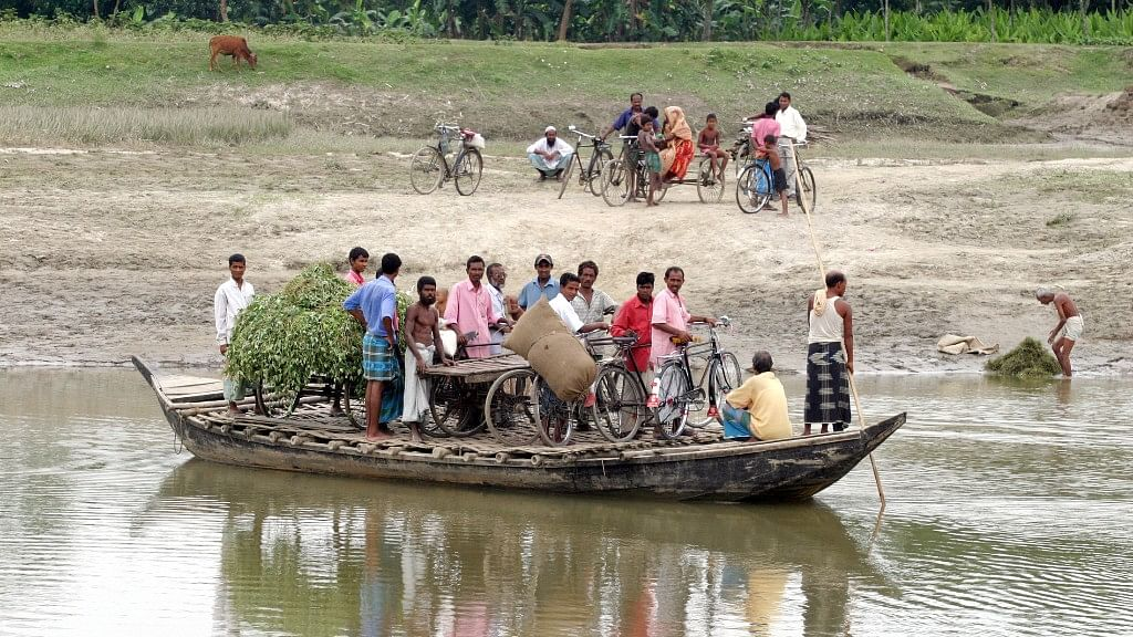 Bangladesh wants a larger share of water from the Teesta river that flows to it through West Bengal. (Photo: Reuters)