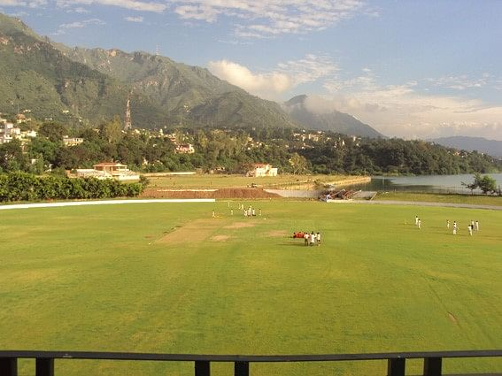 Dharamsala will not be the only cricket ground in Himachal Pradesh. (Photo: HPCA)