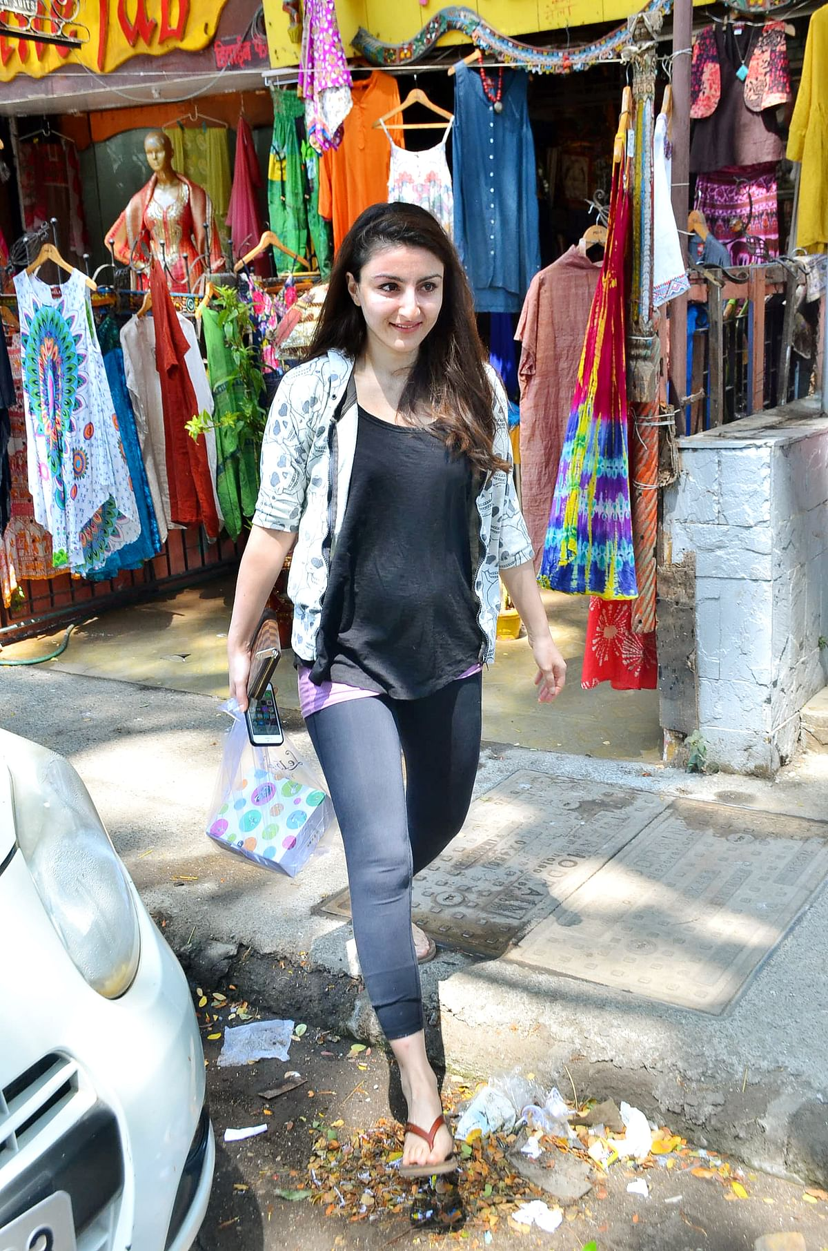 Soha Ali Khan is expecting her first baby. (Photo: Yogen Shah)