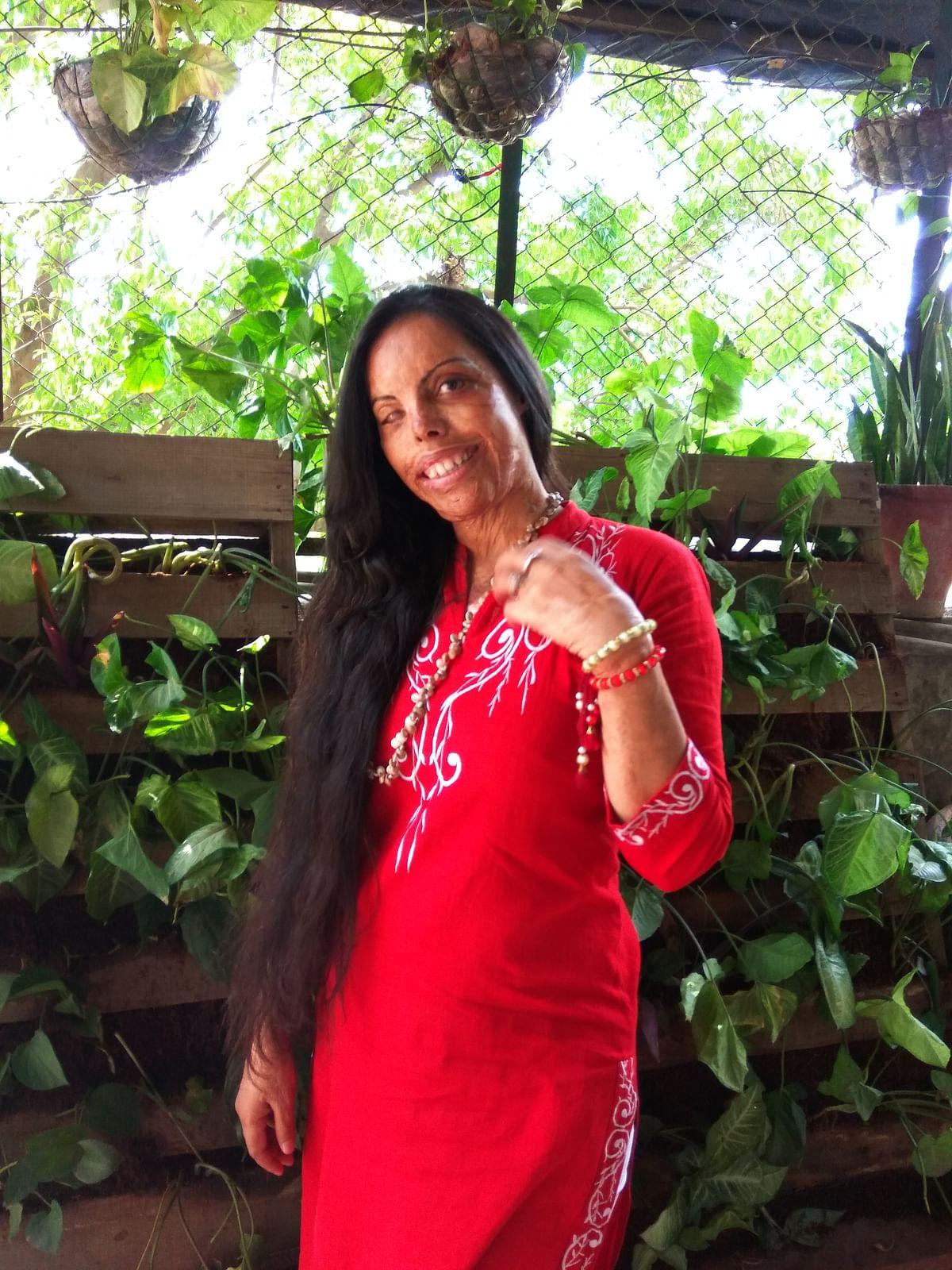 Soniya Chaudhary. (Photo: Abhipsha Mahapatro/<b>The Quint</b>)