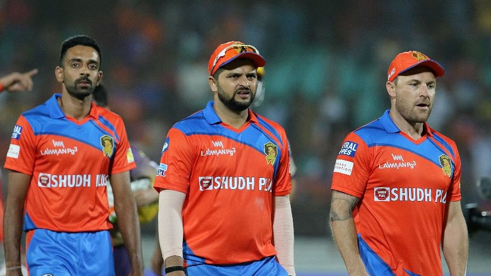 Gujarat Lions lost their season opener by 10 wickets. (Photo: BCCI)