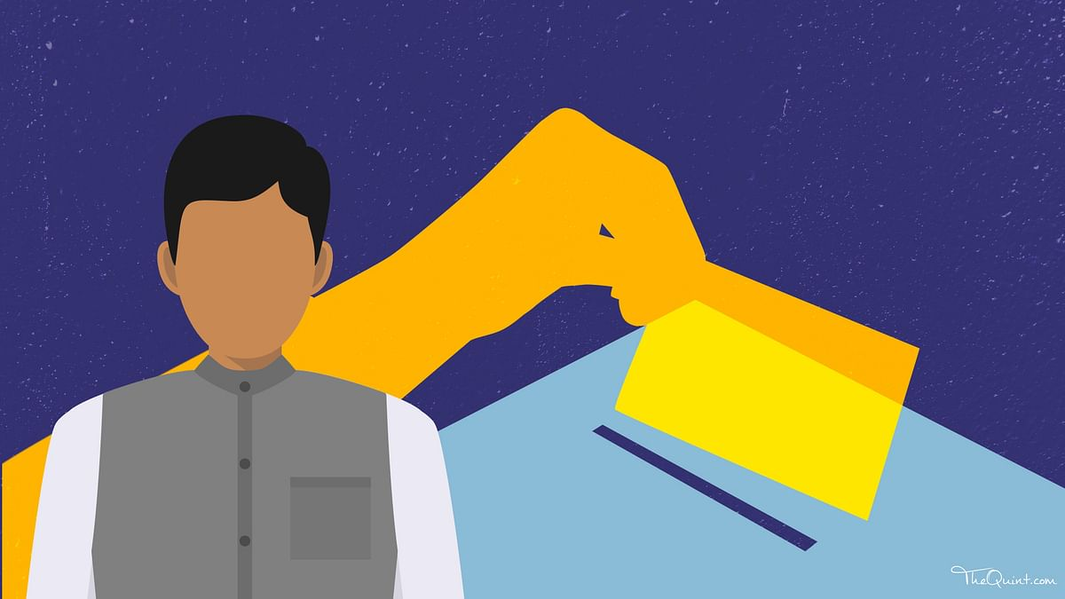 Even India's two largest parties, the BJP and the Congress, have an autocratic approach toward organisational elections.  (Photo: <b>The Quint</b>)