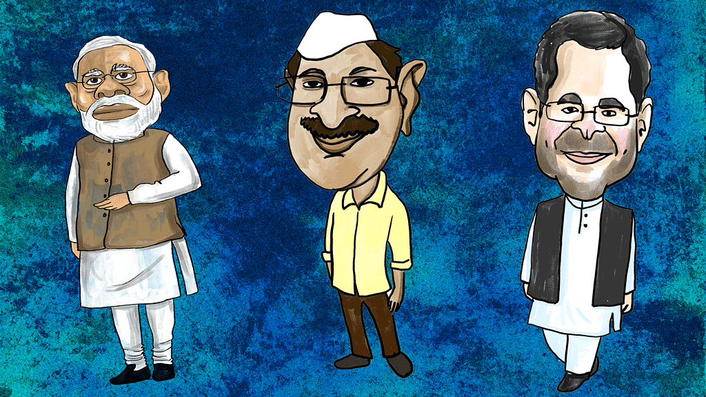 AAP and Congress were negotiating an alliance to take on Narendra Modi's BJP.