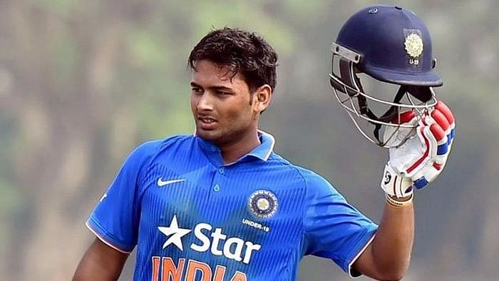 File picture of Rishabh Pant (Photo: PTI)