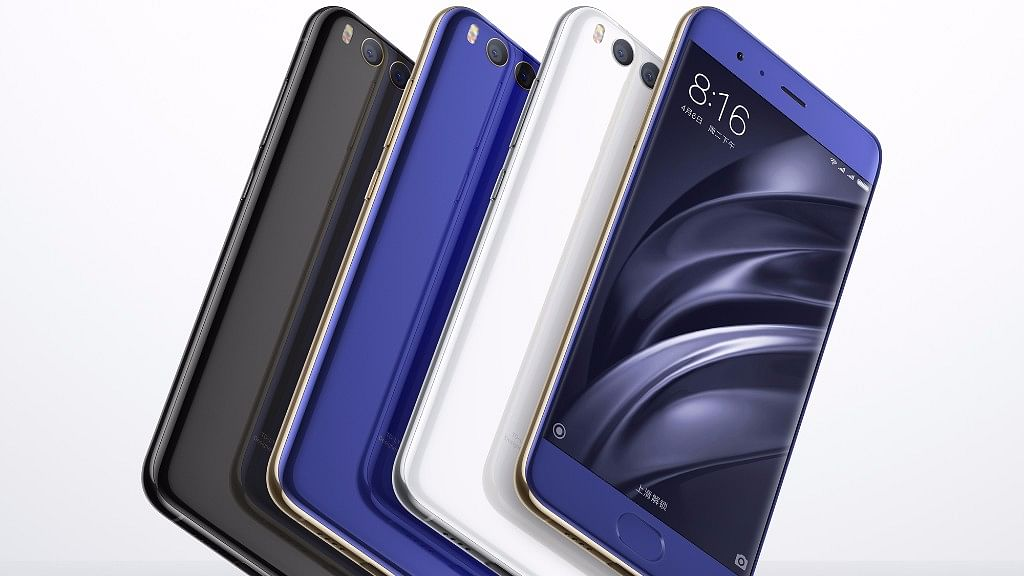 Xiaomi Mi 6 launched in China with a Dual Camera and 6GB RAM. (Photo: Xiaomi)