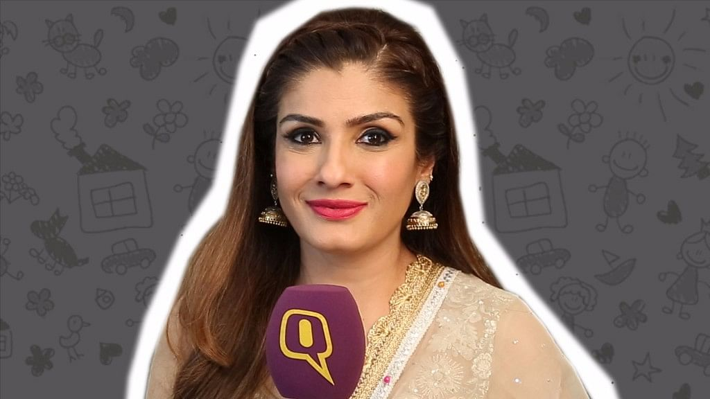 Raveena Tandon on What Parents Should Teach Their Sons About Women