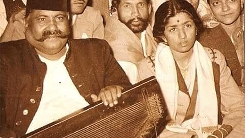 "<div class=""paragraphs""><p>Ustad Bade Ghulam Ali Khan </p></div>"