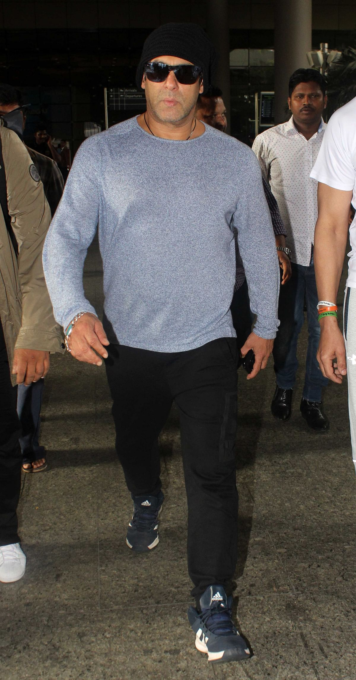 Salman is gearing up for the release of his upcoming film, <i>Tubelight</i>. (Photo: Yogen Shah)