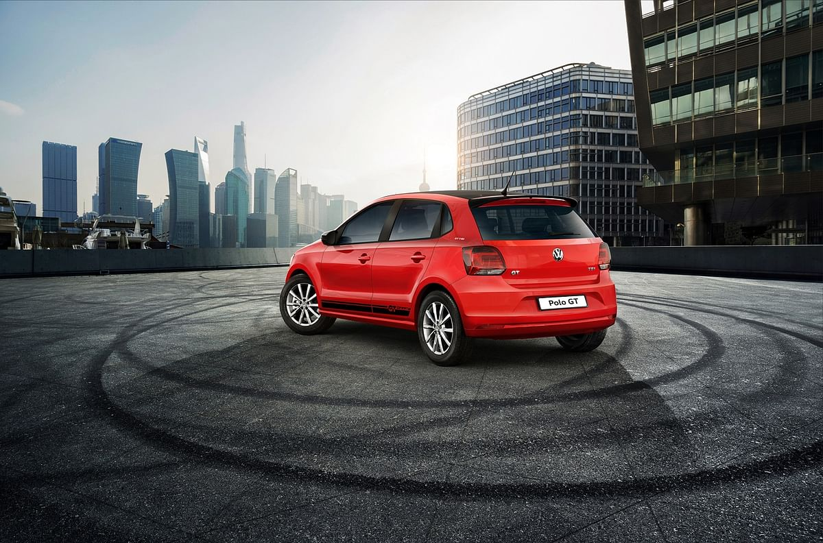 Rear profile of the Volkswagen Polo GT Sport. (Photo: Volkswagen India)
