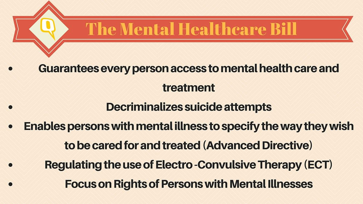 Mental Healthcare Bill: The Ambitious Move India Desperately Needs