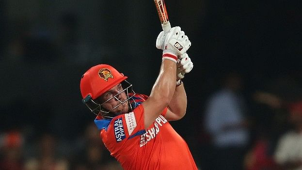 Aaron Finch holds the second spot in the ICC T20 rankings.