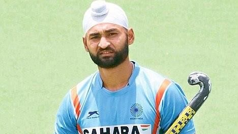 File Photo of Sandeep Singh. (Photo: Facebook)