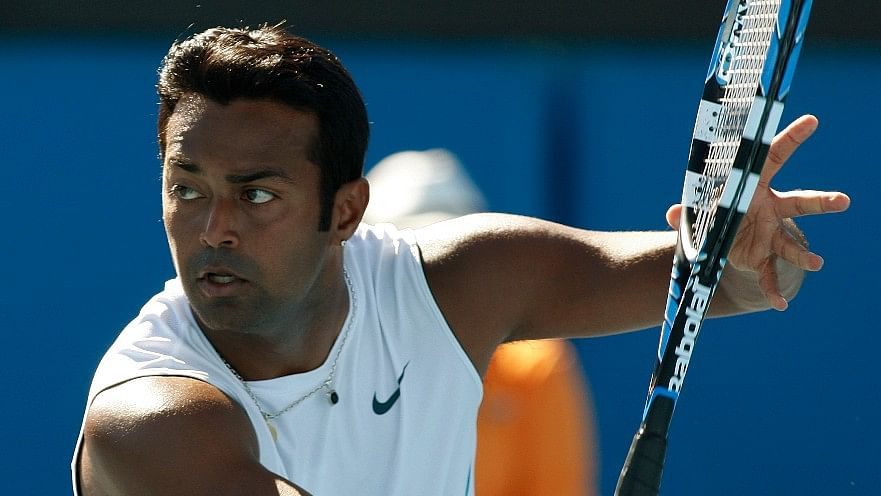 Leander Paes Part of India's Davis Cup Team for Croatia Tie