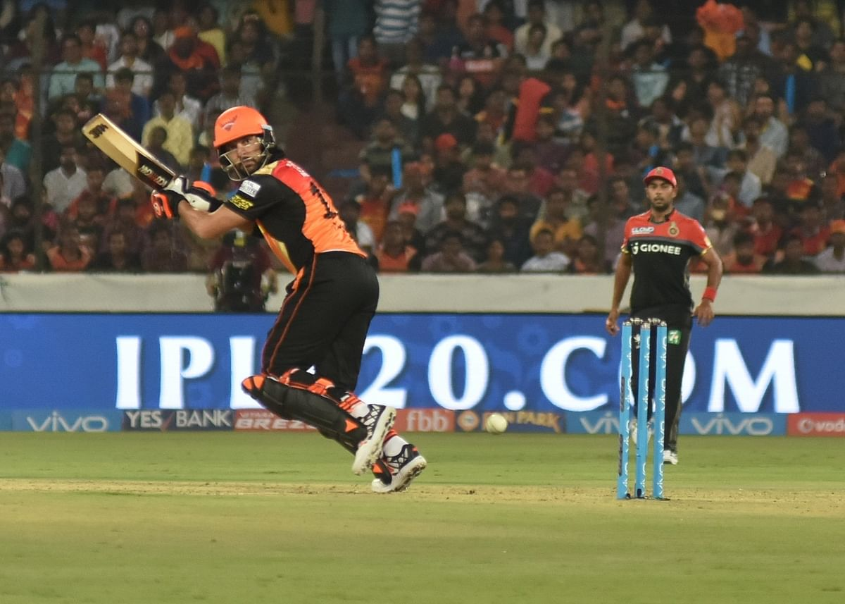 Yuvraj Singh scored 62 off 27 in the season opener against RCB. (Photo: IANS)