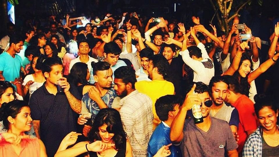 """Rave parties in Goa could be banned in the next two weeks. (Photo Courtesy: Facebook/<a href=""""https://www.facebook.com/goanightlifeparties/?ref=br_rs"""">Goa Nightlife Parties</a>)"""