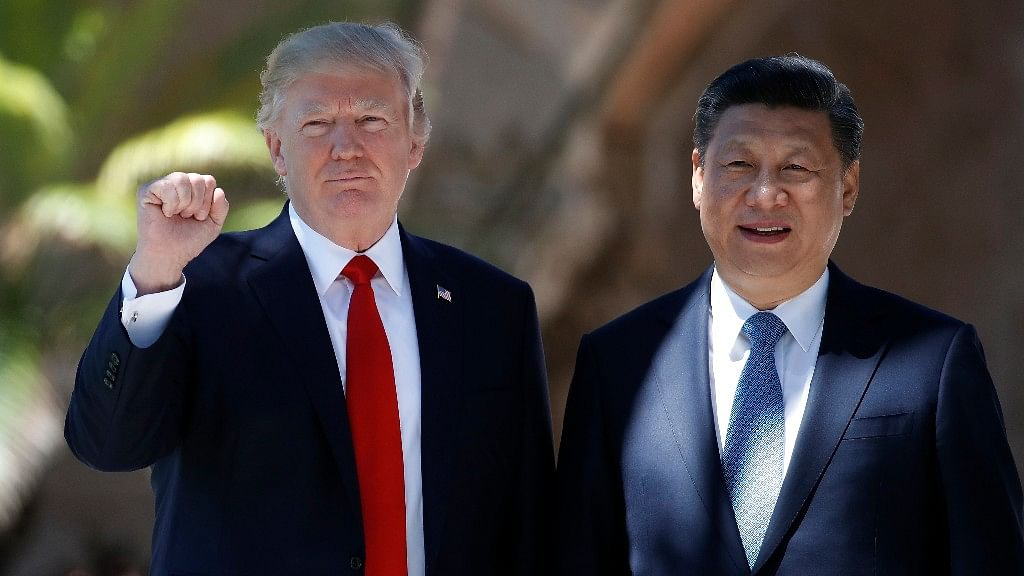 US President Trump Orders Tariff Hike on Remaining Chinese Imports