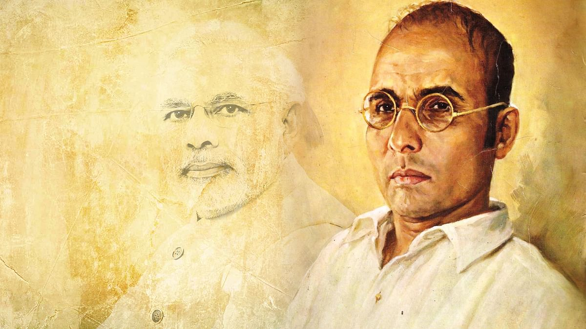 BJP's Hindutva Icon Savarkar on Muslims, Inter-caste Love & Cows