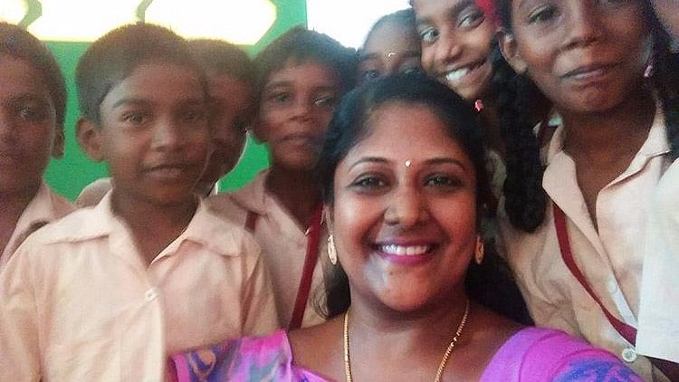 Teacher Sells Her Jewellery to Give Students a Better Classroom