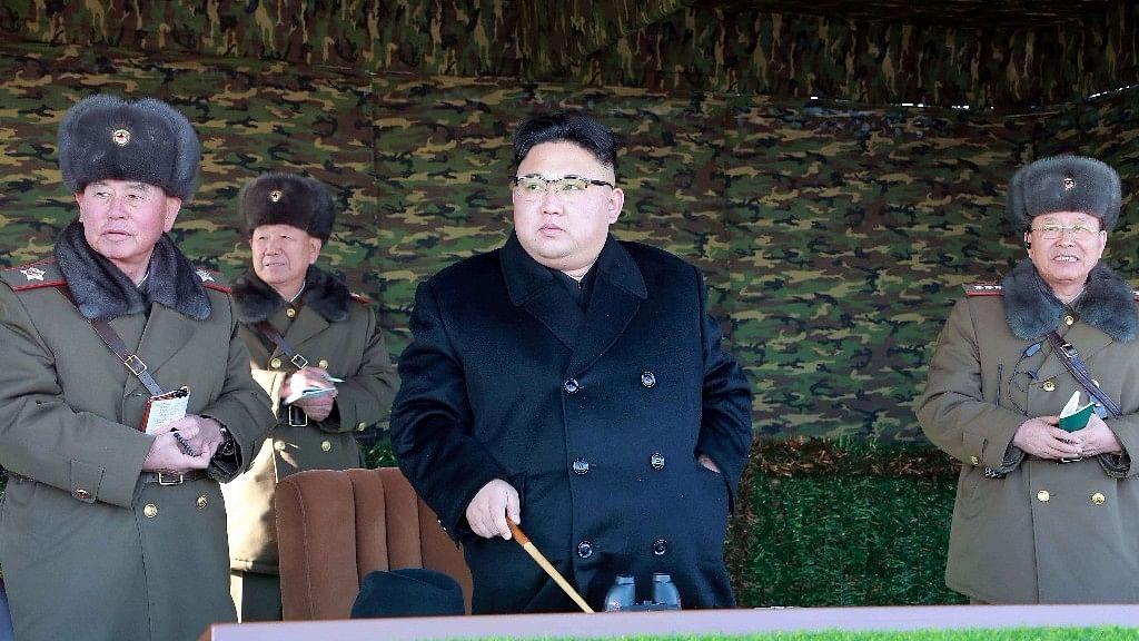 Kim Jong Un, supreme leader of North Korea. (Photo: Reuters)