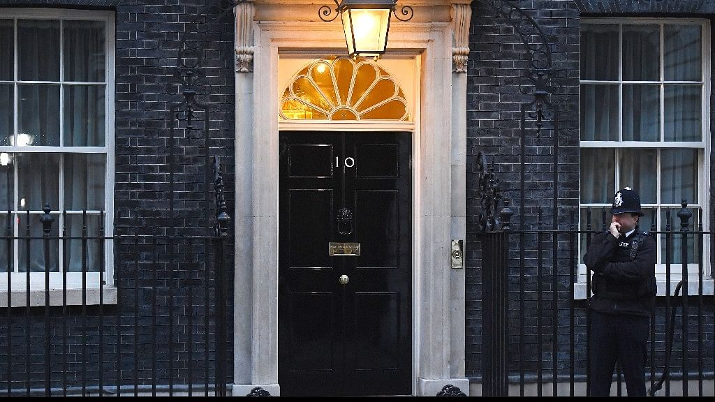 Police said no one had been injured in the incident close to Prime Minister Theresa May's official Downing Street residence in Westminster. (Photo: Reuters)