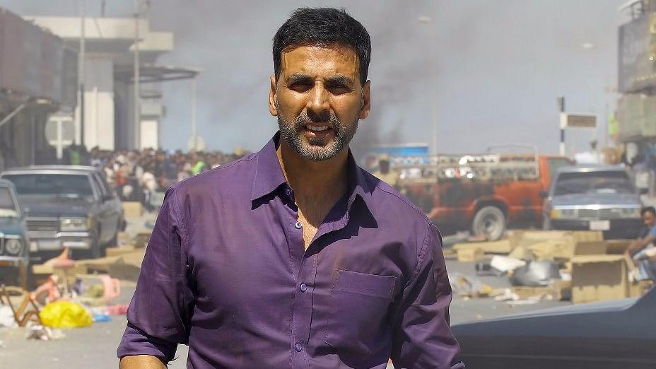 Akshay Kumar in <i>Airlift.&nbsp;</i>
