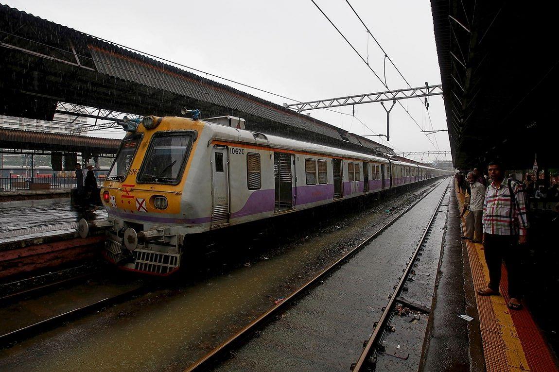 Representational image of a train in Mumbai. (Photo: Reuters)